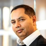 Photo of Naimish Patel, Partner at Hyperplane Venture Capital