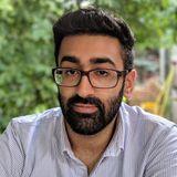 Photo of Taimur Sajid, General Partner at DataFrame Ventures