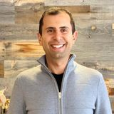 Photo of Mike Ghaffary, General Partner at Canvas Ventures