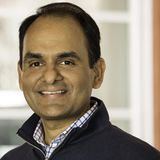 Photo of Arvind Purushotham, Managing Director at Citi Ventures