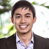 Photo of Peter Shih, Cisco Investments