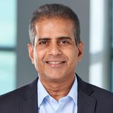 Photo of Aleem Rizvon, Cisco Investments