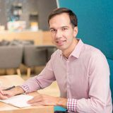 Photo of Dusan Perovic, Partner at Two Sigma Ventures