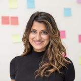 Photo of Sara Ahmed Holman, Innovation Endeavors