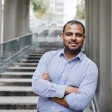 Photo of Amir Khan, Managing Partner at Marl 5G Accelerator