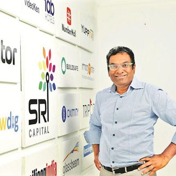 Photo of Sashi Reddi, Managing Partner at SRI Capital