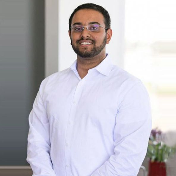 Photo of Vignesh Ravikumar, Senior Associate at Sierra Ventures