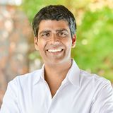 Photo of Sunil Dhaliwal, Partner at Amplify Partners