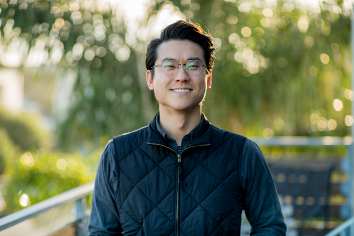 Photo of Michael Tam, Senior Associate at Crosscut Ventures