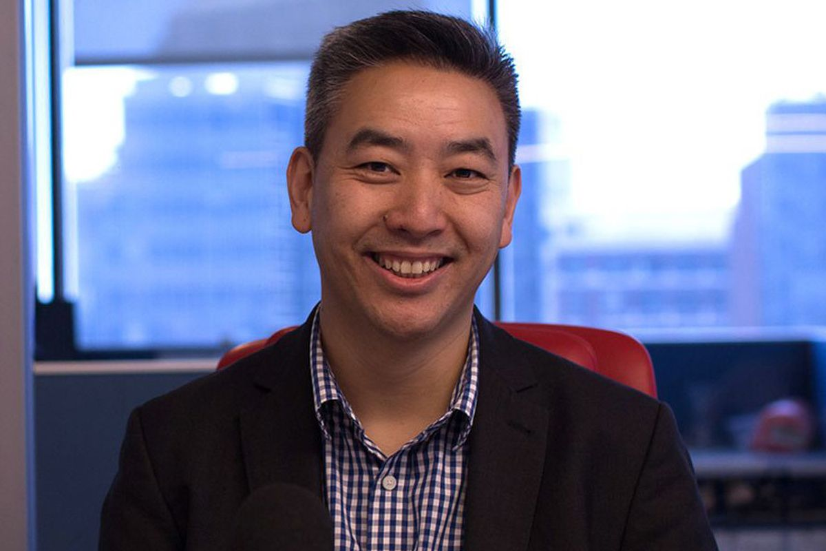 Photo of James Cham, Partner at Bloomberg BETA