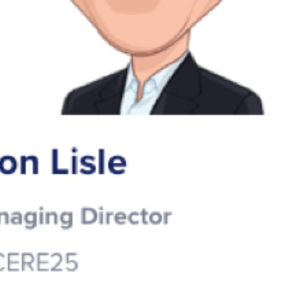 Photo of Dion F Lisle, Managing Director