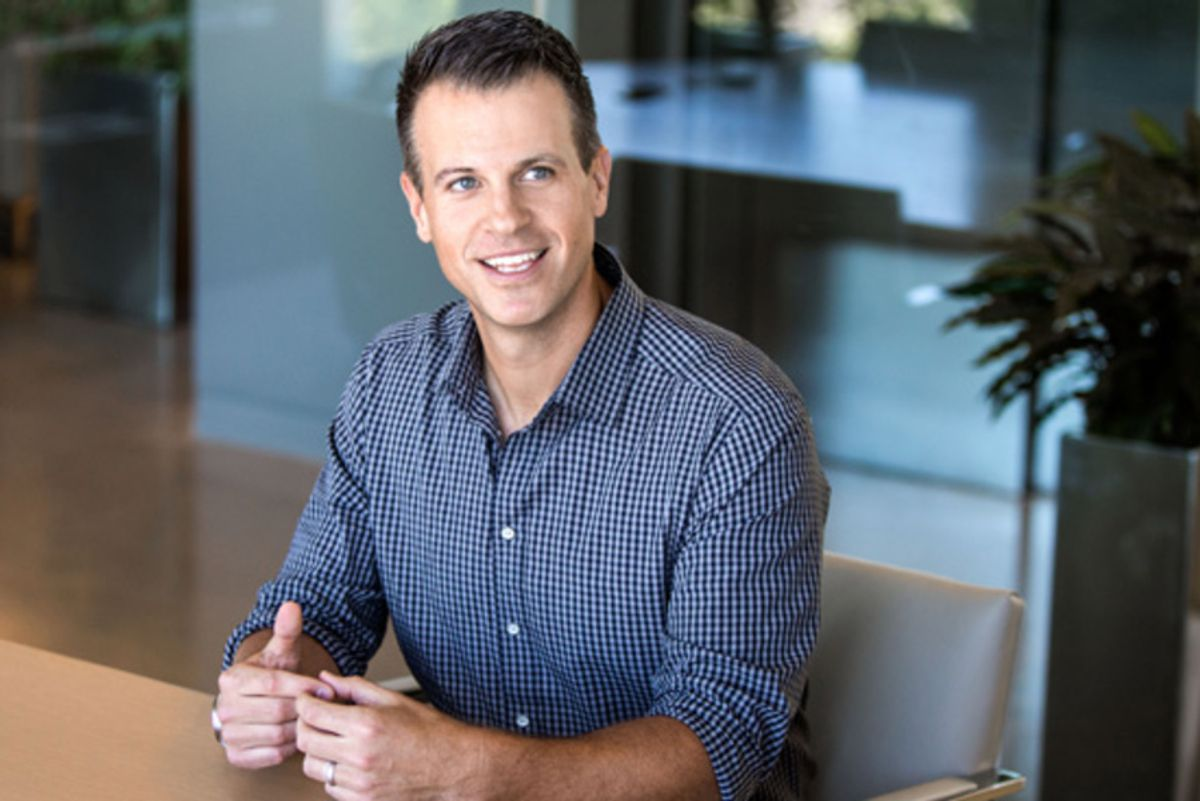 Photo of Ryan Sweeney, General Partner at Accel Partners