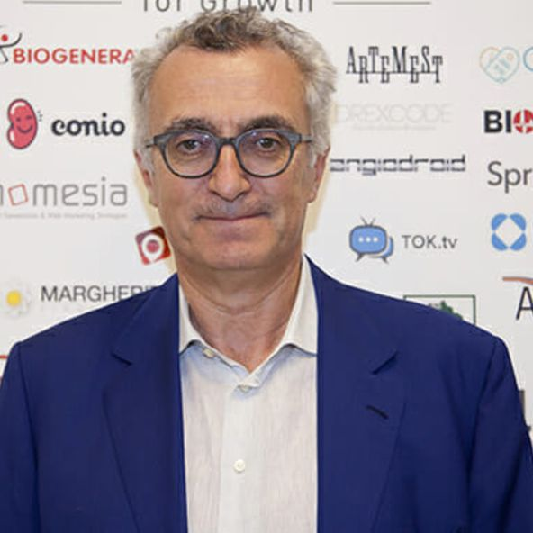 Photo of Luigi Capello, LVenture Group