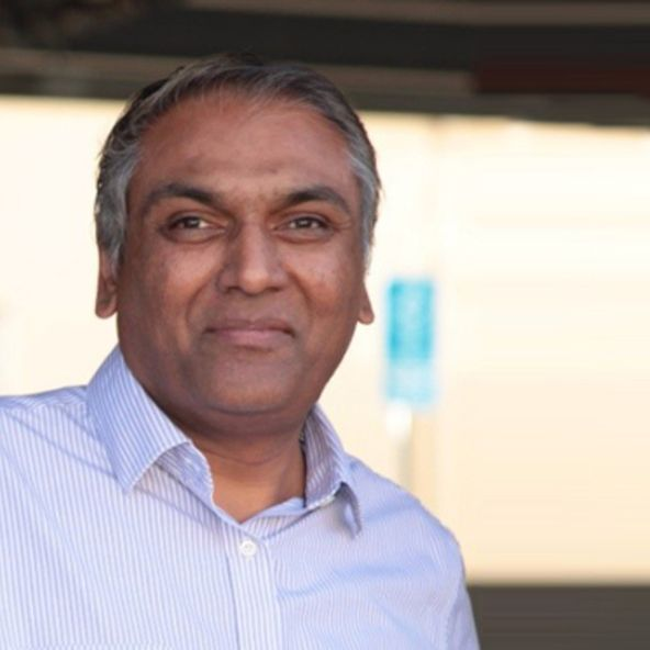 Photo of Ash Patel, General Partner at Morado Venture Partners