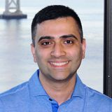 Photo of Hasan Kazmi, Vice President at Citi Ventures