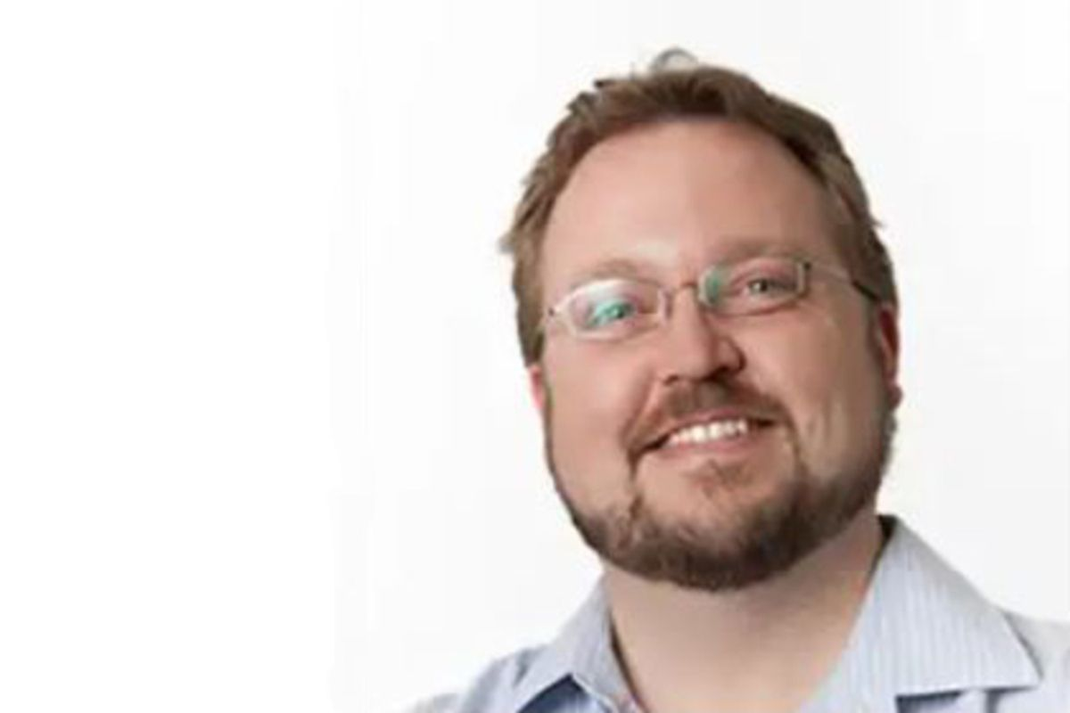 Photo of Erik Gustavson, Spitfire Ventures