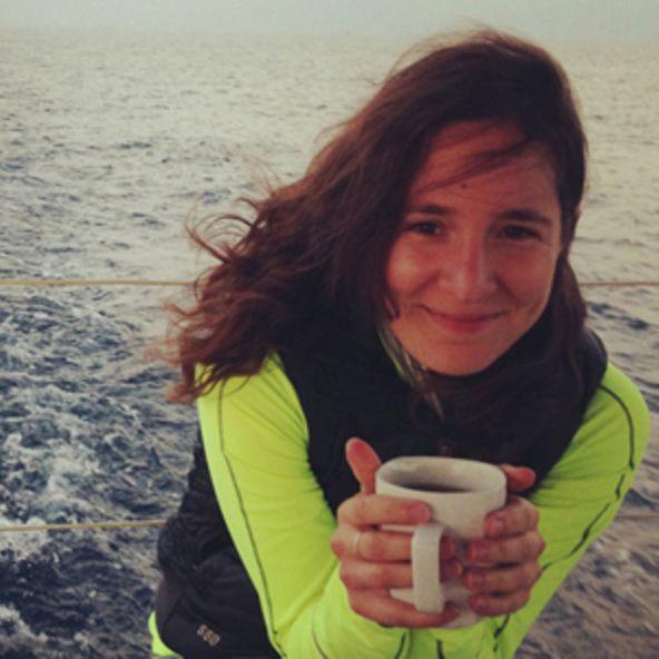 Photo of Alexandra Choli, Partner at Metavallon VC
