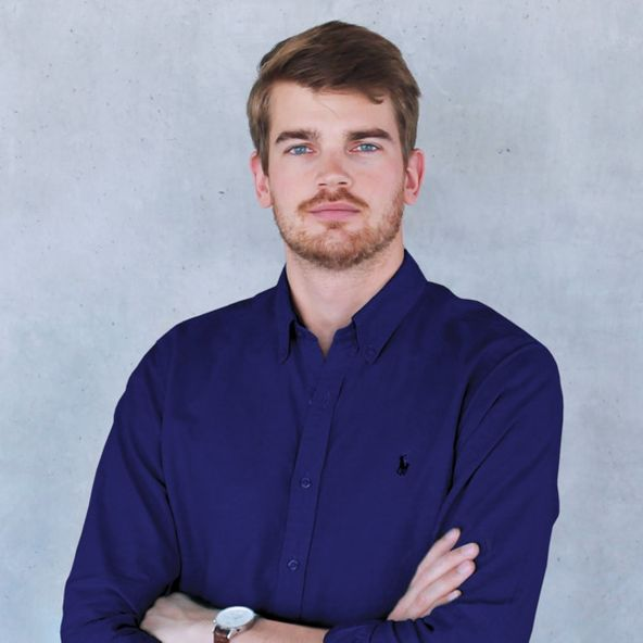 Photo of Christopher Priebe, Partner at Global Founders Capital