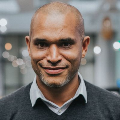 Photo of Vincent Diallo, Partner at Interlace Ventures