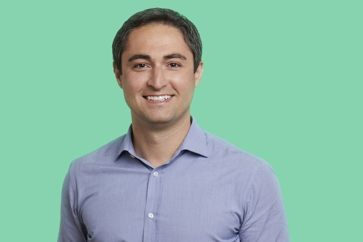 Photo of Hrach Simonian, General Partner at Canaan Partners