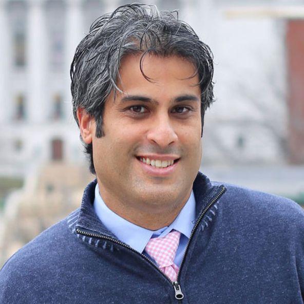 Photo of Shobhan Thakkar, Partner at HealthX Ventures