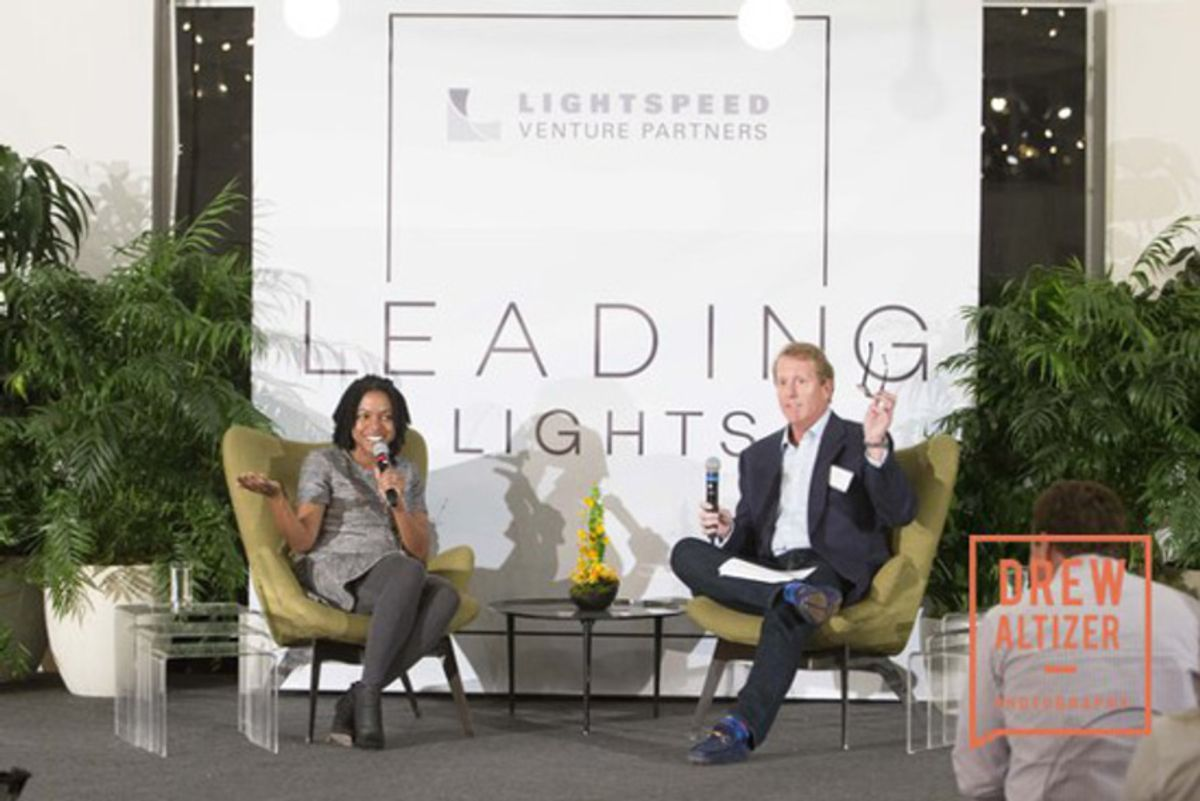 Photo of Barry Eggers, Partner at Lightspeed Venture Partners