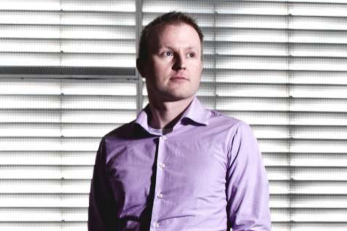 Photo of Dennis Bruin, Managing Partner at EVO Venture Partners