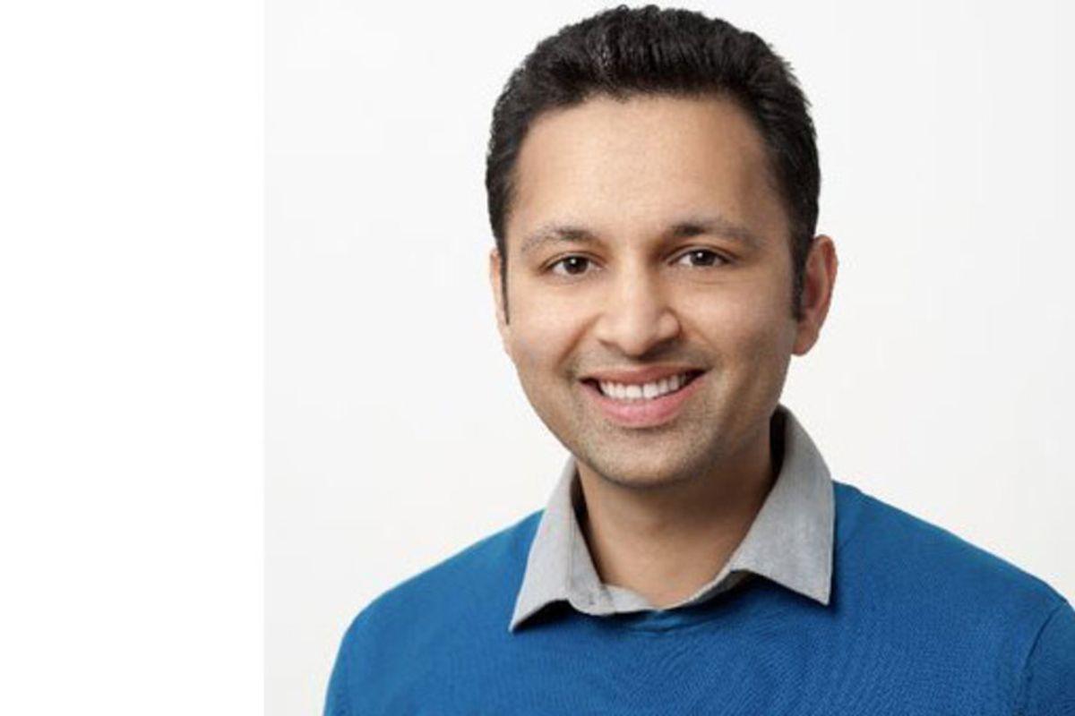 Photo of Ankit Jain, Managing Partner at Gradient Ventures