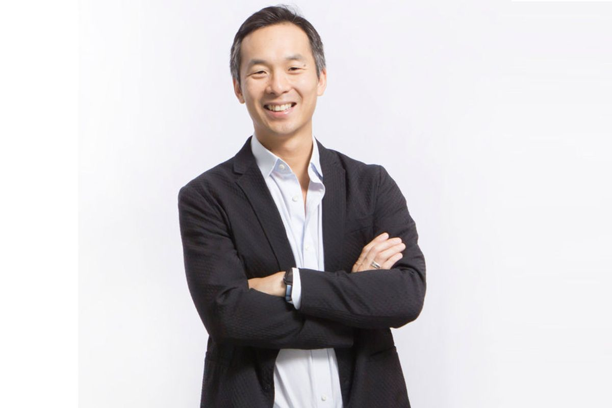 Photo of Adrian Li, Managing Partner at Converge Venture Partners