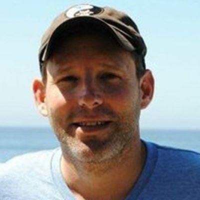 Photo of Andrew Fine, Novel TMT