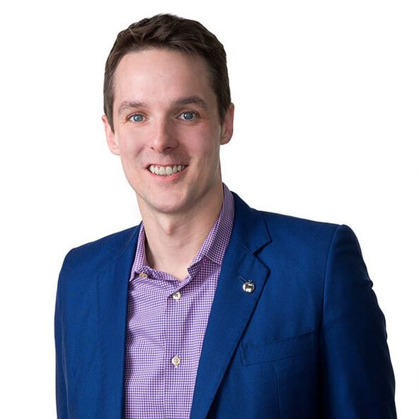 Photo of Chris Coffey, Managing Director at Tusk Ventures