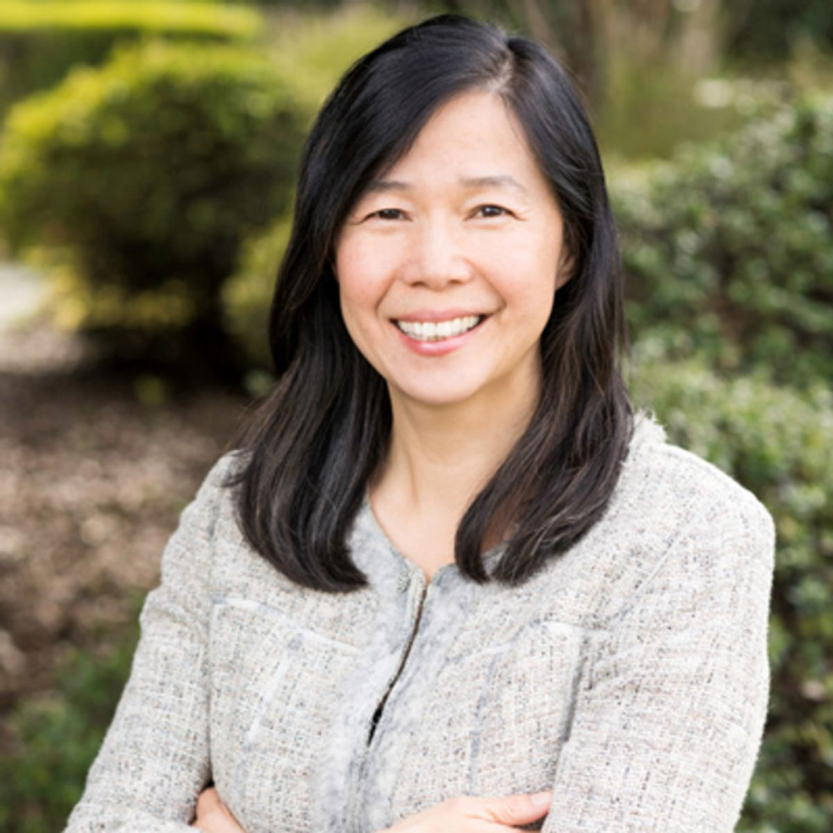Photo of Marianne Wu, Managing Director at GE Ventures