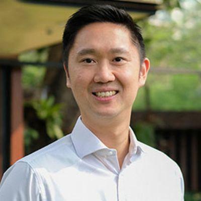 Photo of Patrick Yip, Partner at Intudo Ventures