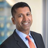 Photo of Brijesh Jeevarathnam, Partner at Adams Street Partners
