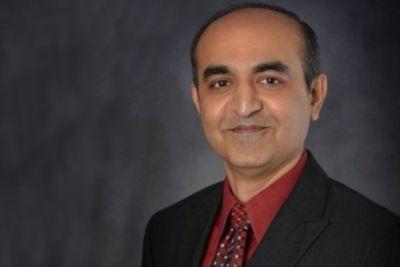 Photo of Hiren Majmudar, Intel Capital