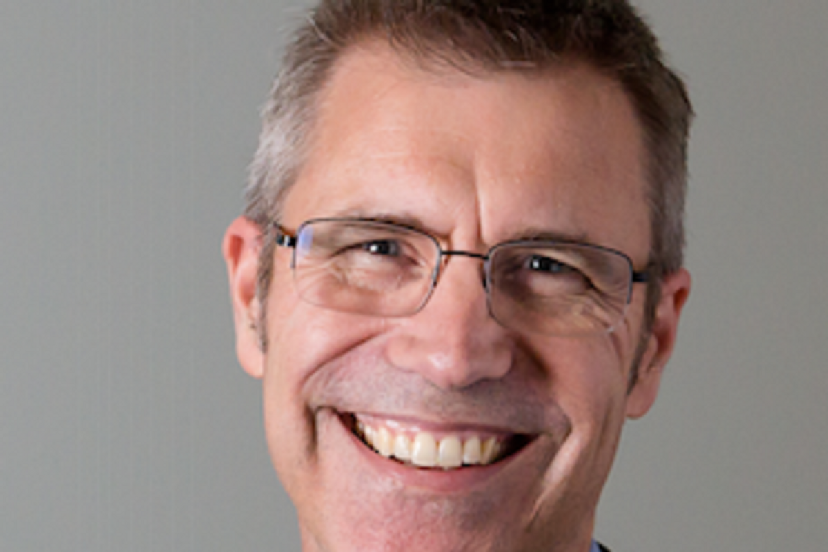 Photo of Michael Harries, General Partner at The Robotics Hub