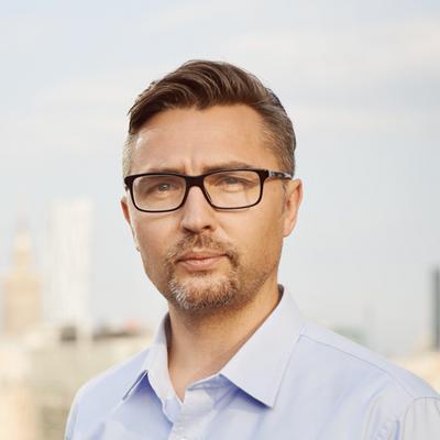 Photo of Marcin Zabielski, Managing Partner at Market One Capital