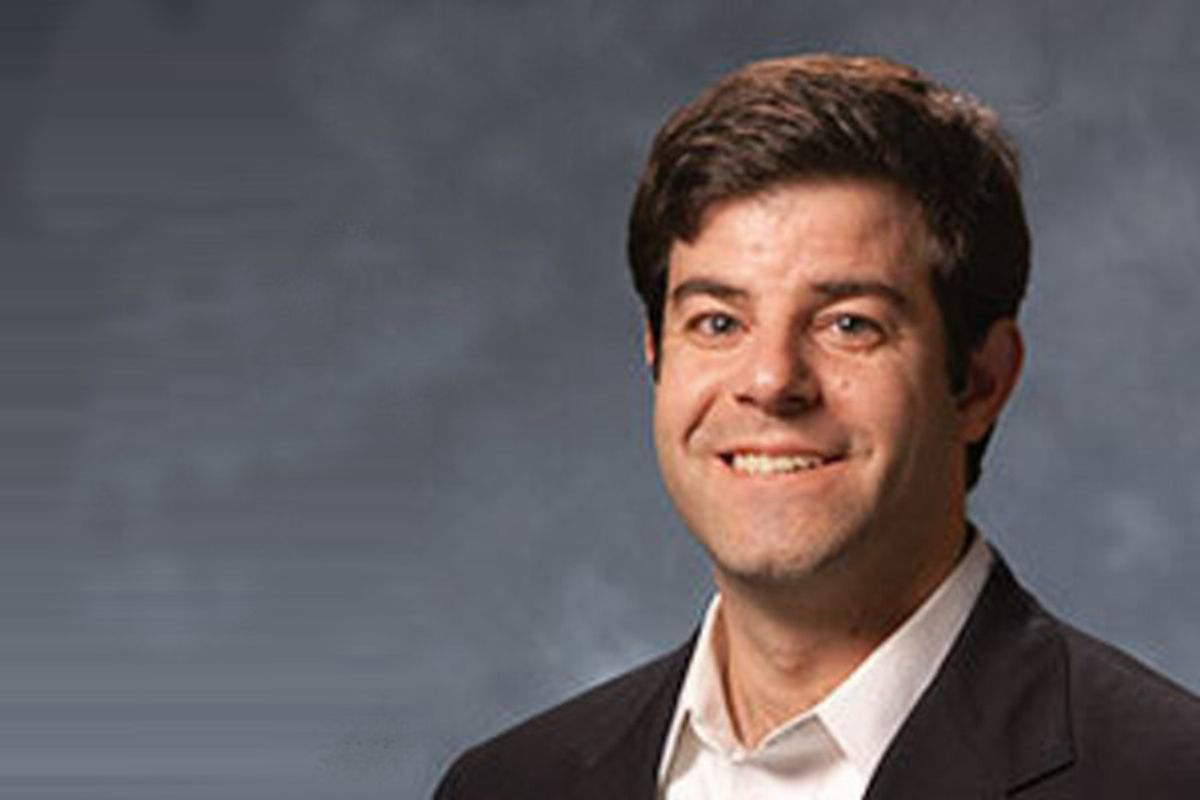 Photo of Andy Fligel, Intel Capital