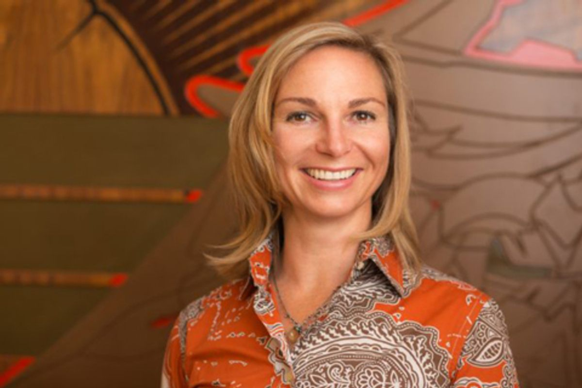 Photo of Rebecca Norlander, Venture Partner at Illuminate Ventures