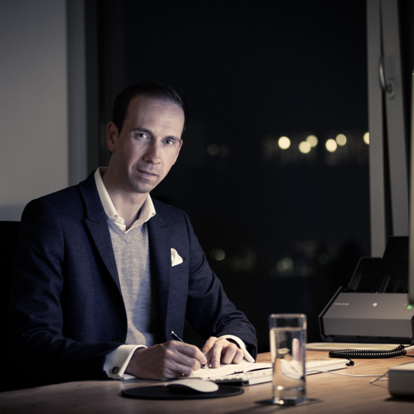 Photo of Tilo Bonow, Managing Director at PIABO