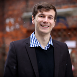 Photo of Eric Weber, Managing Director at SpinLab - The HHL Accelerator