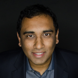 Photo of Sunil Nagaraj, Managing Partner at Ubiquity Ventures