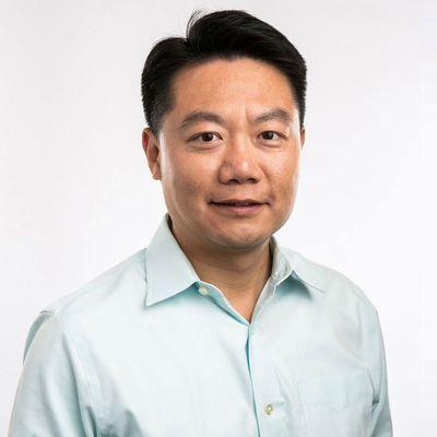Photo of Albert Wang, Qualcomm Ventures