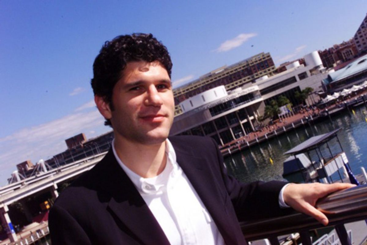Photo of Jeremy Philips, General Partner at Spark Capital