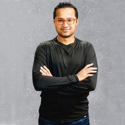 Photo of Bilal Zuberi, Partner at Lux Capital