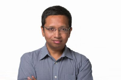 Photo of Kamesh Raghavendra, Investor at The Hive