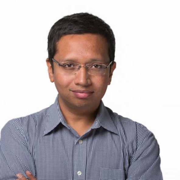 Photo of Kamesh Raghavendra, Investor at The Hive