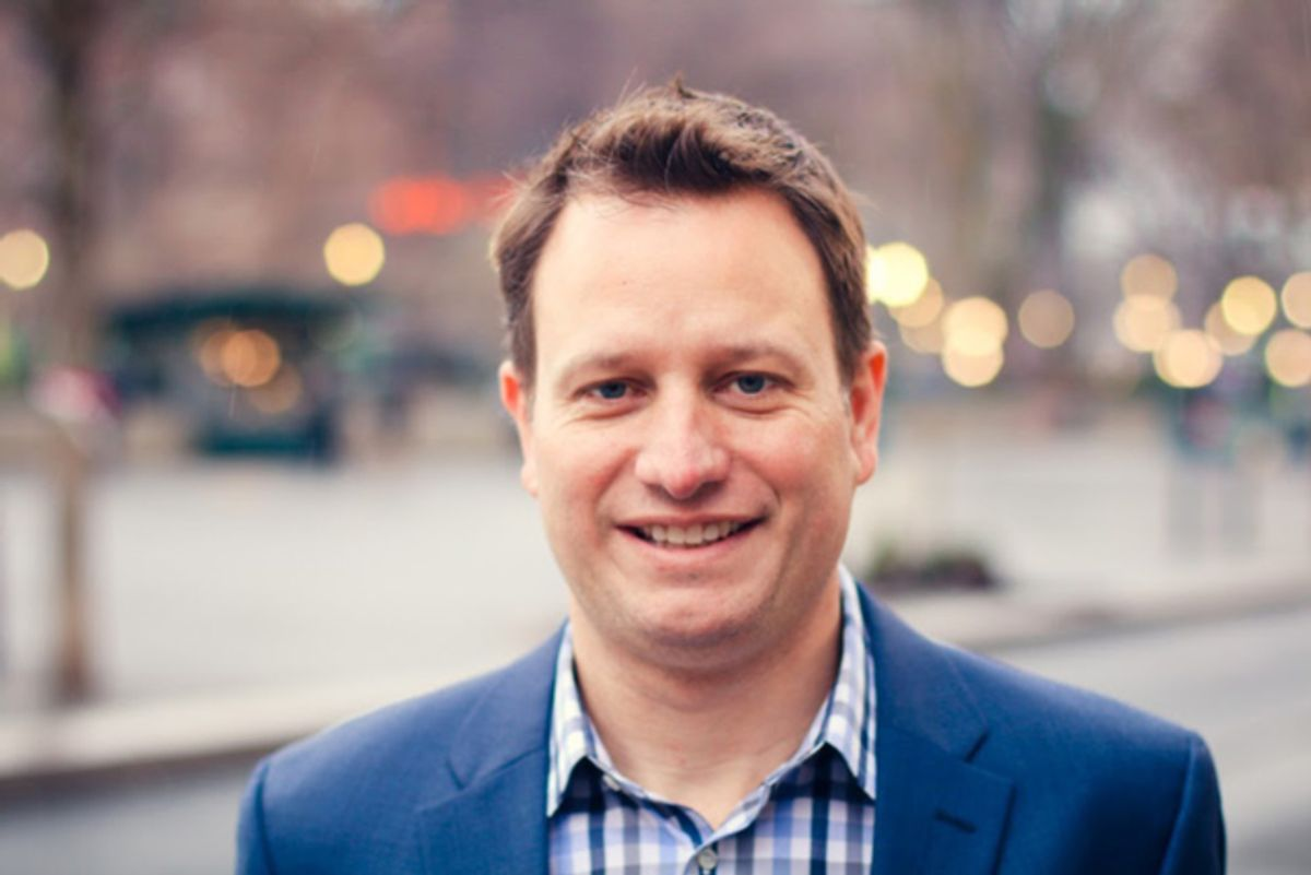 Photo of Corey Ford, Matter Ventures