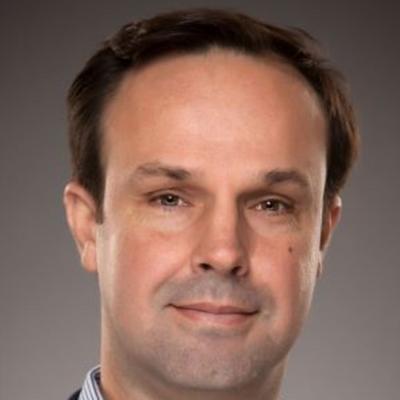 Photo of Simon Gillett, Managing Partner at Global AI Internet Freedom Fund, LP