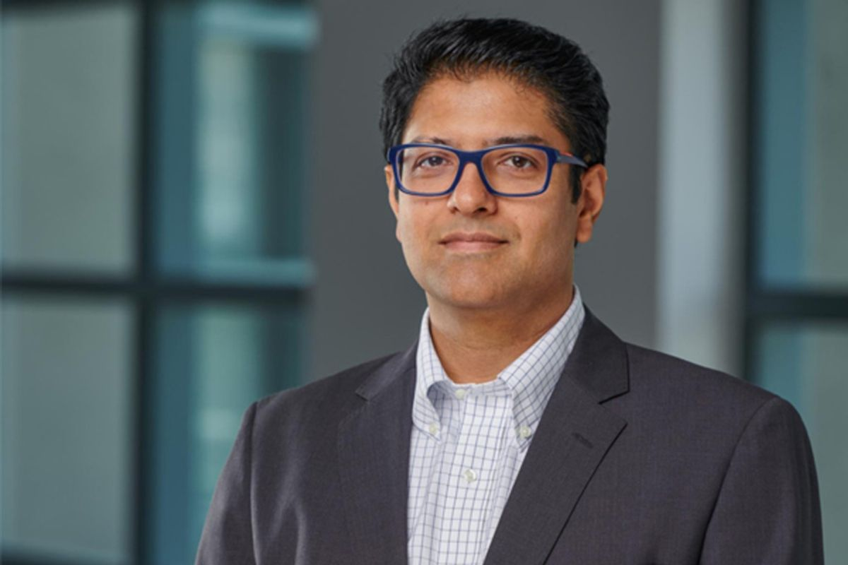 Photo of Amit Chaturvedy, Cisco Investments